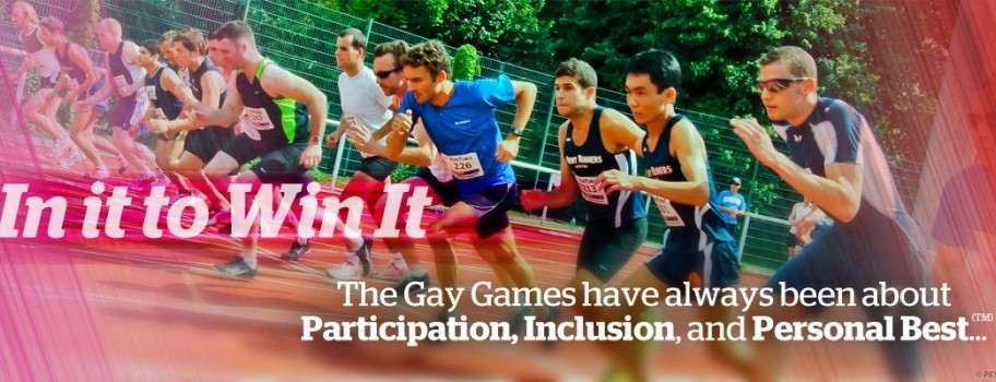 Gay Games Main Image