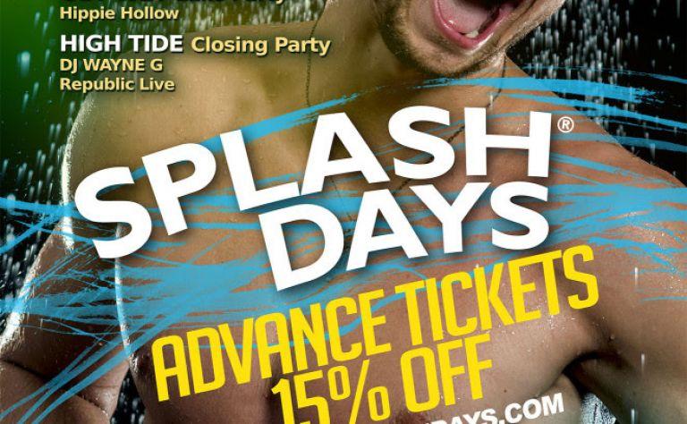 Splash days 2014 Main Image