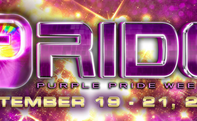Purple Pride Weekend Main Image
