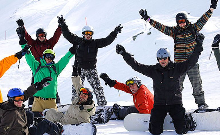 Arosa Gay Ski Week 2014 Main Image