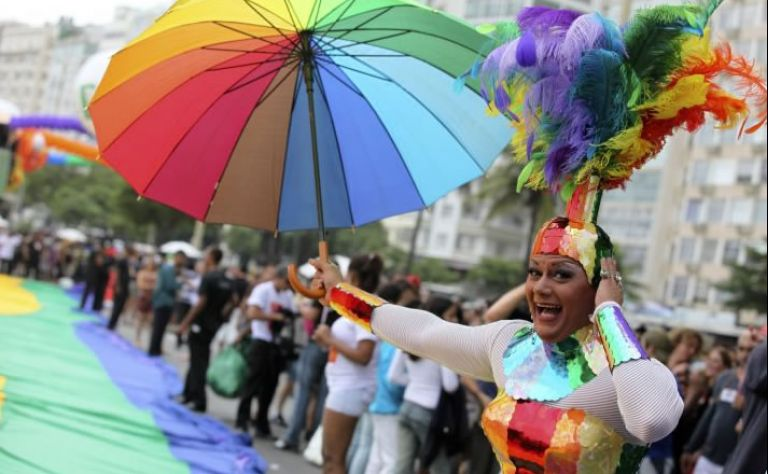 Rio Brazil Gay Pride Main Image