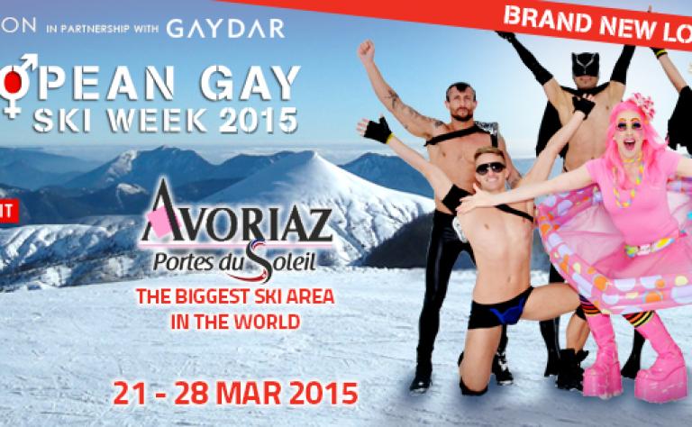 European Gay Ski Week 2015 Main Image