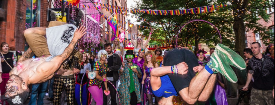 Manchester Pride Main Image