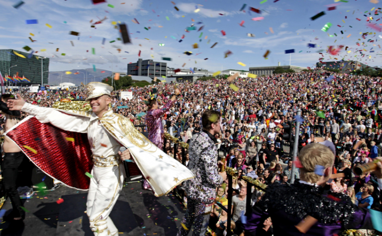 Reykjavik Pride Main Image