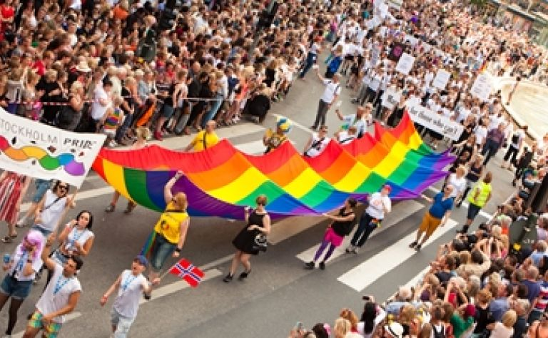 Gay Pride Stockholm Main Image