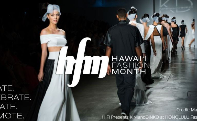 Hawai'i Fashion Month Main Image