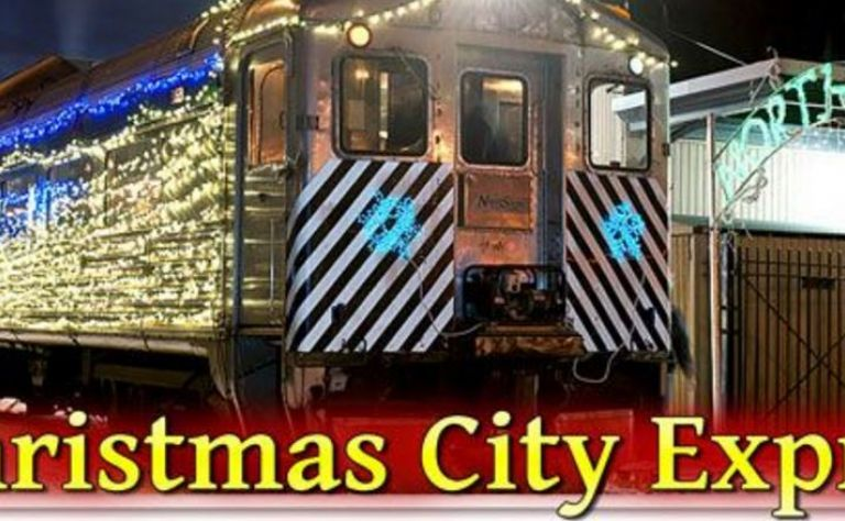 Christmas City Express Train Main Image