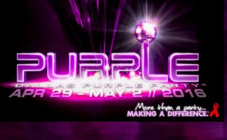 Dallas Purple Party Main Image