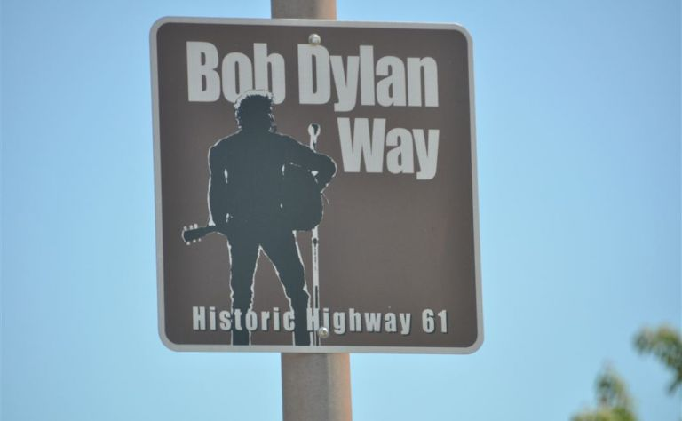 Bob Dylan Way Main Image