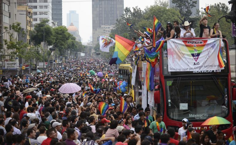 Mexico City Pride Main Image