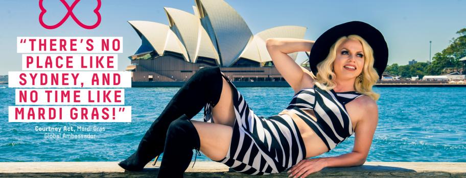 Sydney Gay and Lesbian Mardi Gras Main Image