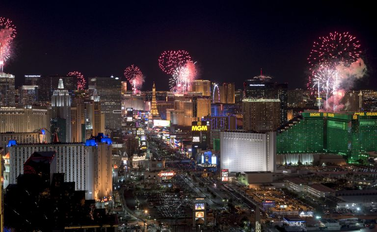 America's Party: Las Vegas New Year 2017 Main Image