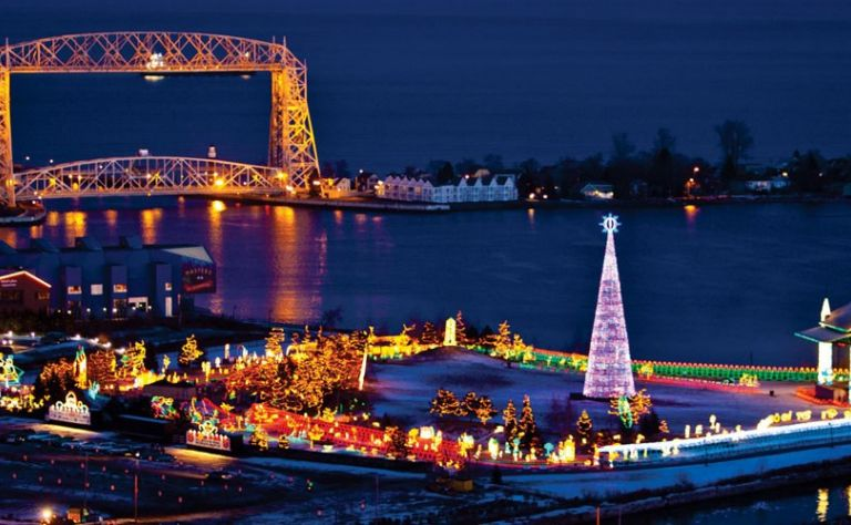 "Bentleyville ""Tour of Lights"" Main Image"