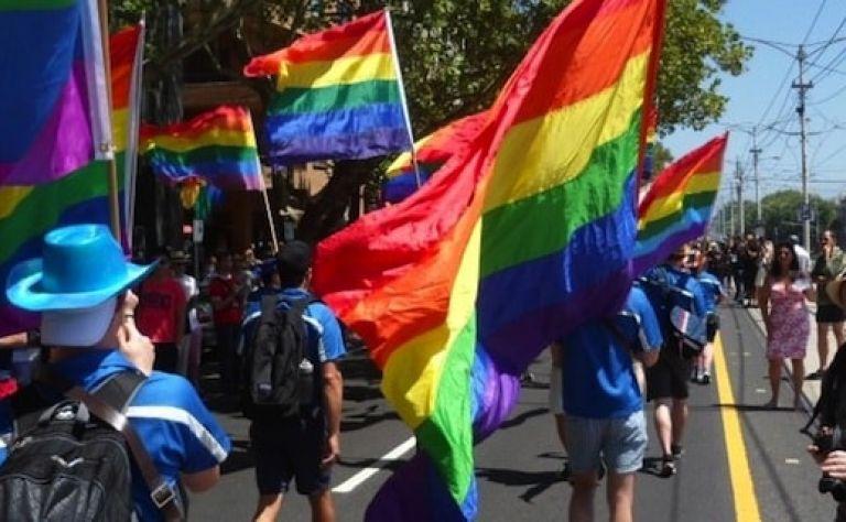 Midsumma Pride March, Melbourne Main Image