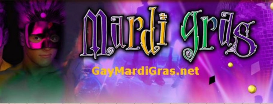 Gay Mardi Gras in New Orleans Main Image