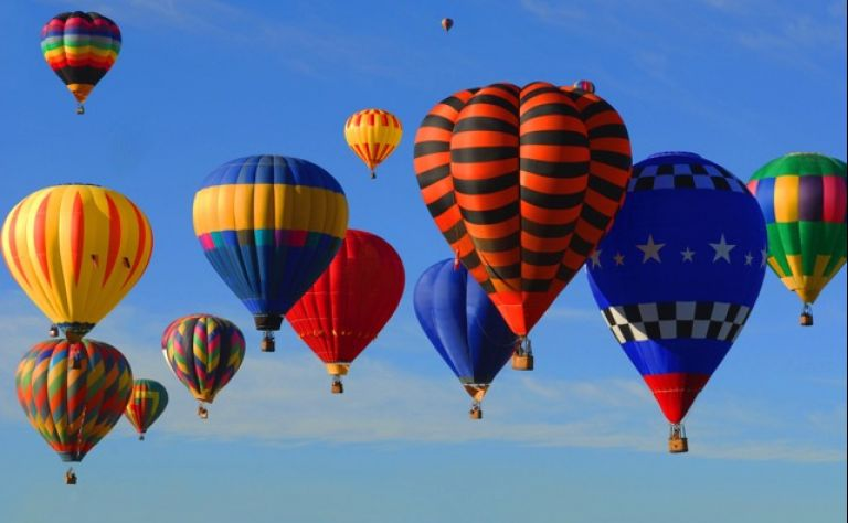 International Balloon Fiesta Main Image