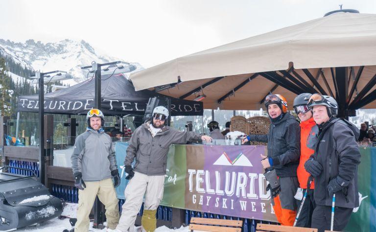 Telluride Gay Ski Week Main Image