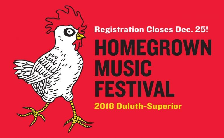 20th Annual Homegrown Music Festival - Duluth, MN Main Image