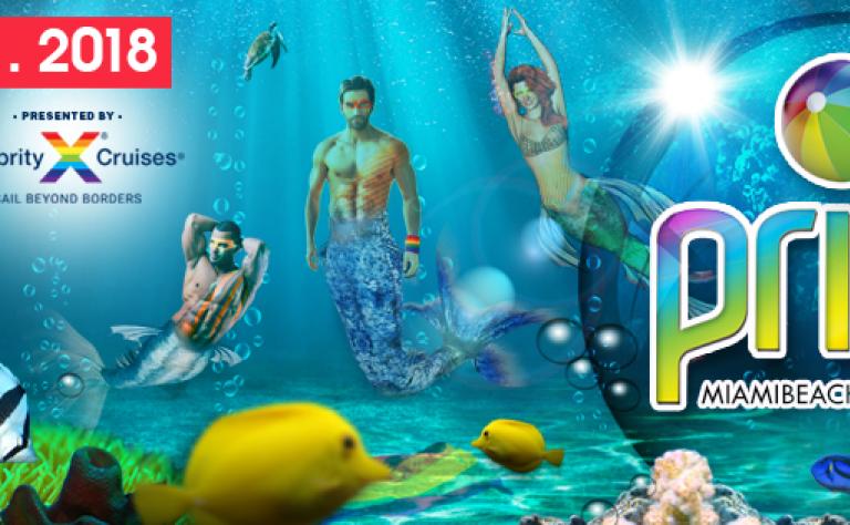 Miami Beach Gay Pride 2018 Main Image