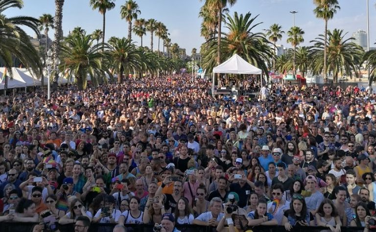 Barcelona Pride Main Image