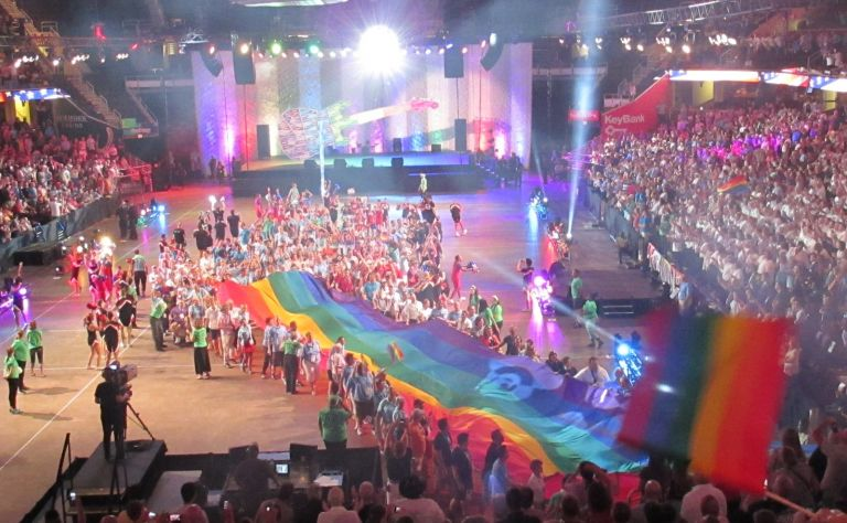 Gay Games Paris Main Image